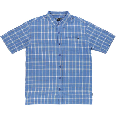 O'Neill Stringer Men's Button Up Short-Sleeve Shirts (USED LIKE NEW / LAST CALL SALE)