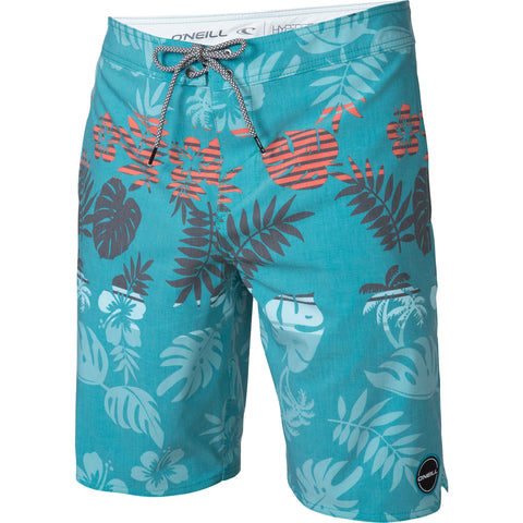 O'Neill Hyperfreak Brotanical Men's Boardshort Shorts (USED LIKE NEW / LAST CALL SALE)