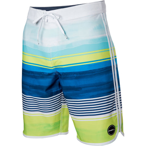 O'Neill Hyperfreak Heist Scallop Men's Boardshort Shorts (USED LIKE NEW / LAST CALL SALE)