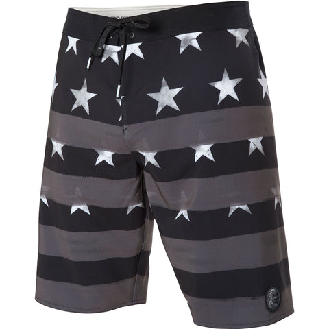 O'Neill Hyperfreak Star Spangled Men's Boardshort Shorts (USED LIKE NEW / LAST CALL SALE)