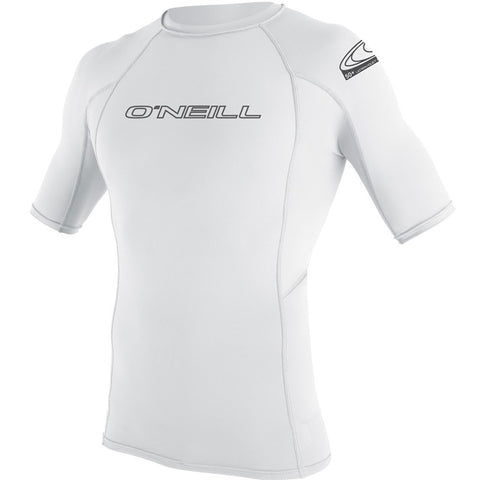 O'Neill Basic Skins Men's Short-Sleeve Wetsuit (USED LIKE NEW / LAST CALL SALE)