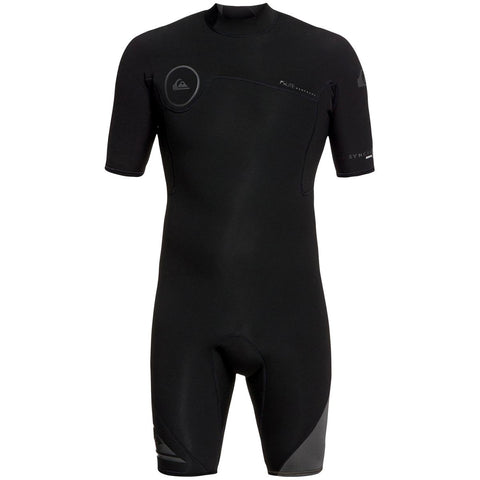 Quiksilver 2/2mm Syncro Series Back Zip FLT 2 Men's Spring Wetsuit (USED LIKE NEW / LAST CALL SALE)