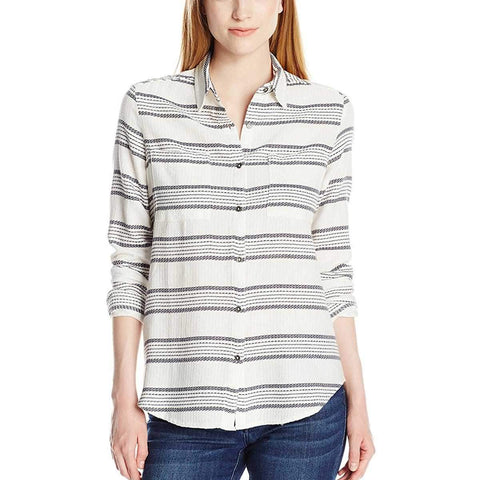 Rip Curl Piper Junior Women's Button Up Long-Sleeve Shirts