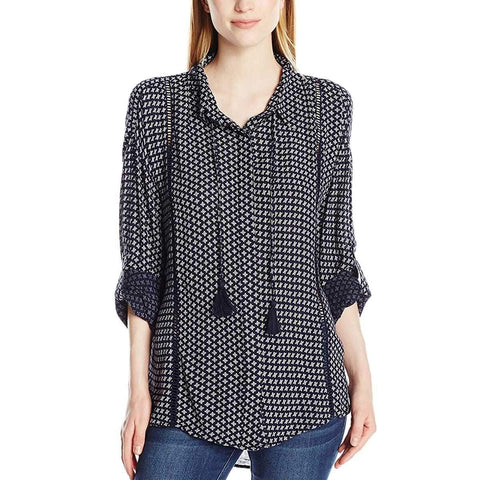 Rip Curl Cara Junior Women's Button Up Long-Sleeve Shirts