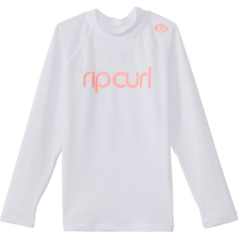Rip Curl Dawn Patrol Junior Women's Long-Sleeve Rashguard Suit