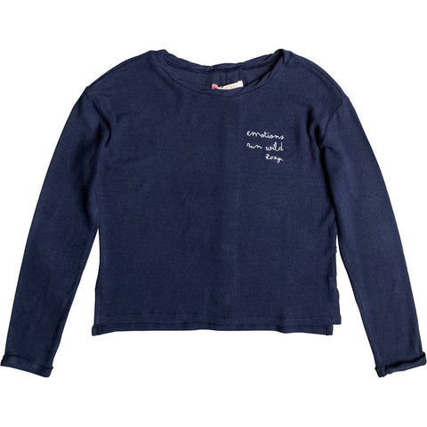 Roxy Predicting Happiness Youth Girls Top Shirts (NEW)