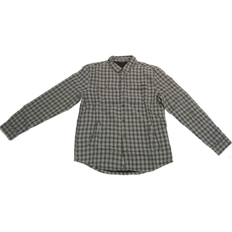Rusty Fleet Flannel Men's Button Up Long-Sleeve Shirts (BRAND NEW)