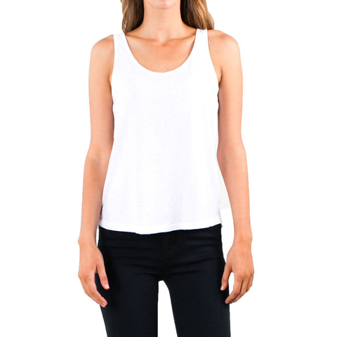 Rusty Bare Scoop Women's Tank Shirts