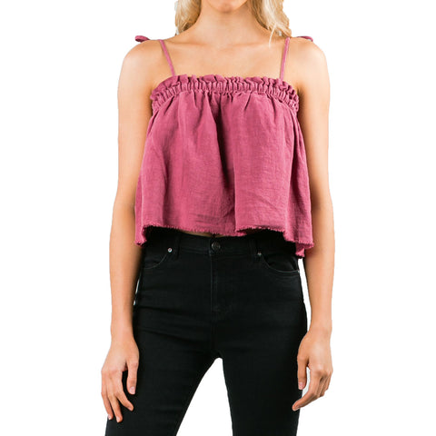 Rusty Heartbreaker Cami Women's Top Shirts