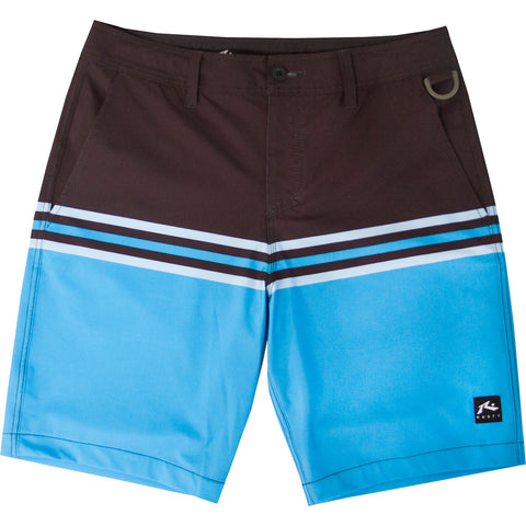 Rusty Halftone Men's Boardshort Shorts (BRAND NEW)