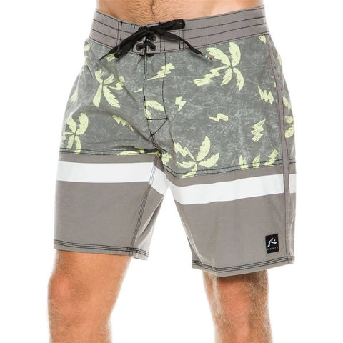 Rusty Nitrous Print Men's Boardshort Shorts (BRAND NEW)