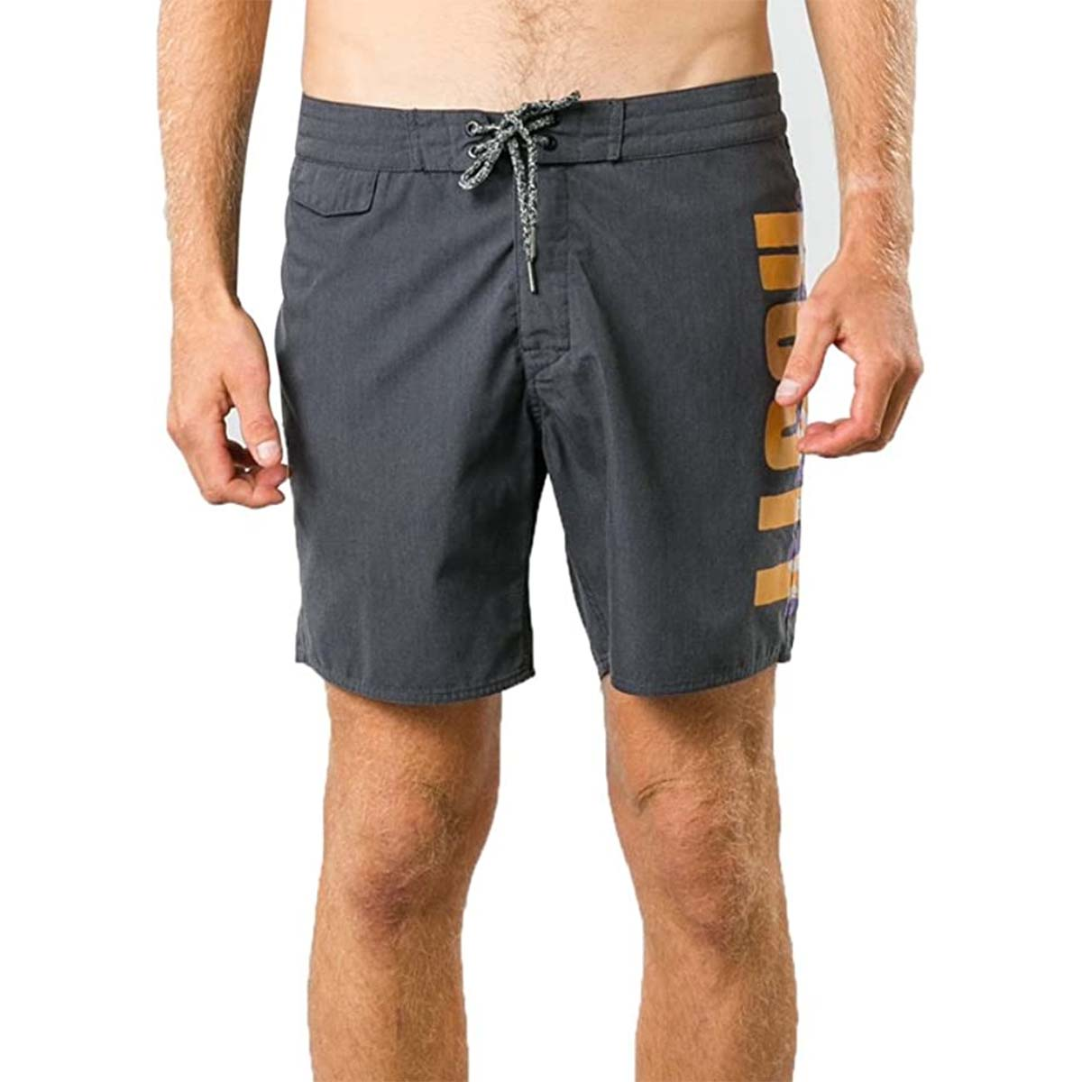 Rusty Jump Elastic All Day Men's Boardshort Shorts-BSM1266