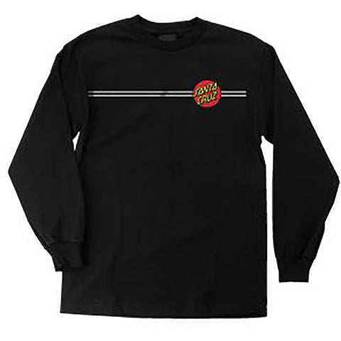 Santa Cruz Classic Dot Youth Boys Long-Sleeve Shirts