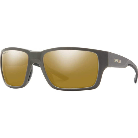 Smith Optics Outback Chromapop Men's Lifestyle Polarized Sunglasses (USED LIKE NEW / LAST CALL SALE)