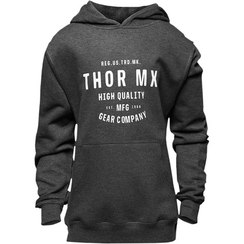Thor MX Crafted Youth Girls Hoody Pullover Sweatshirts