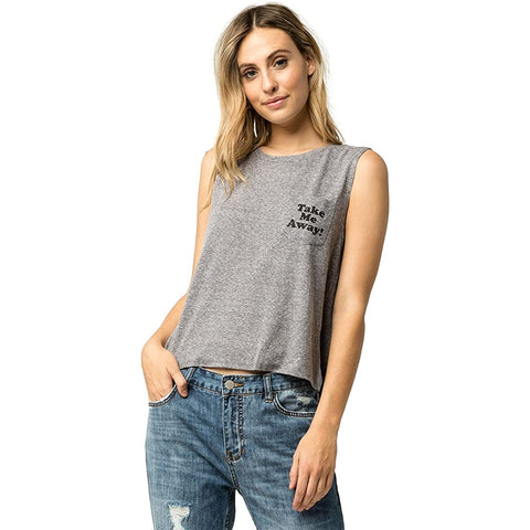 Billabong Take Me Away Women's Tank Shirts (BRAND NEW)