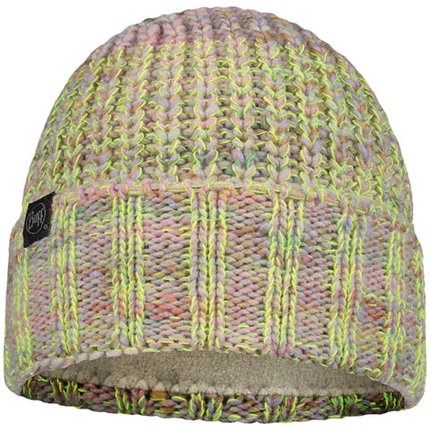 Buff Sabine Knitted and Fleece Adult Beanie Hats (NEW)