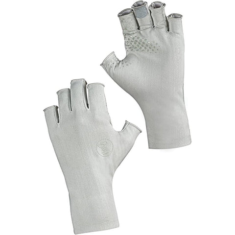 BUFF Solar Green Tea Adult Gloves (BRAND NEW)