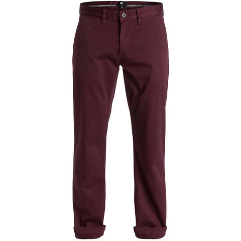 DC Worker Slim Fit Men's Chino Pants (BRAND NEW)