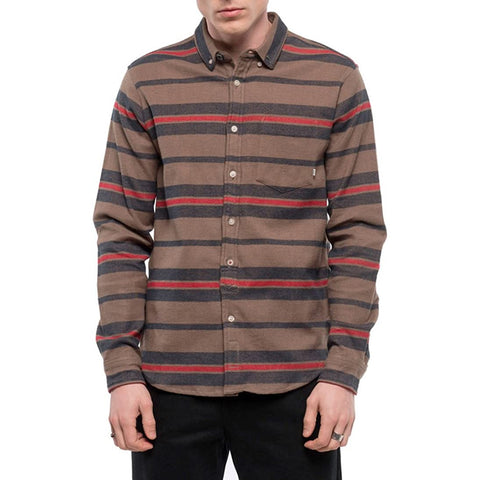 Element Pollock Men's Button-Up Long-Sleeve Shirts (BRAND NEW)