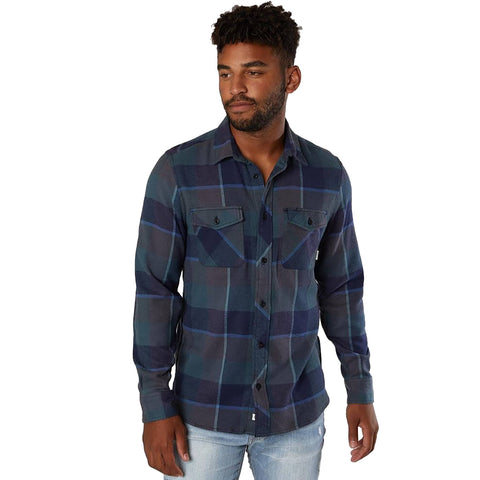 Element Tacoma 3C Men's Button Up Long-Sleeve Shirts (BRAND NEW)