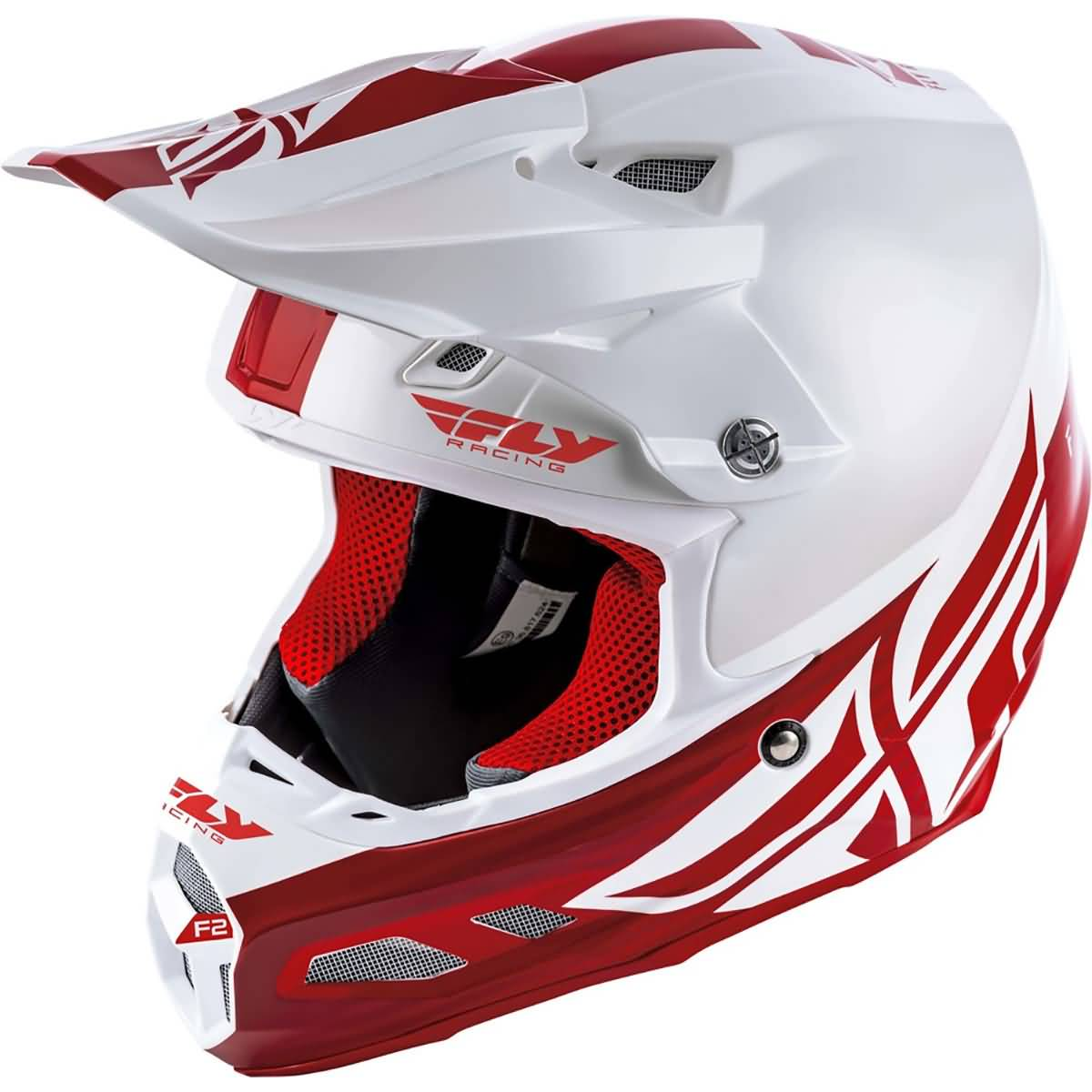 Fly Racing F2 Carbon MIPS Shield Adult Snow Helmets-73-4242