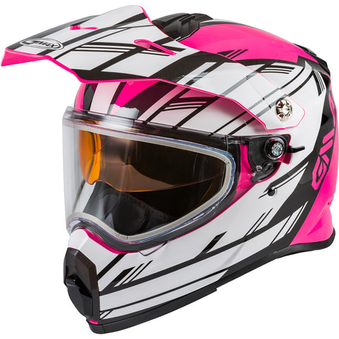 GMAX AT 21S Epic Dual Shield Adult Snow Helmets (NEW - LAST CALL)