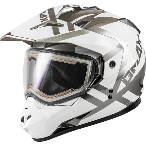 GMAX GM-11S Trapper Electric Shield Adult Snow Helmets (Used Like New / Last Call Sale)