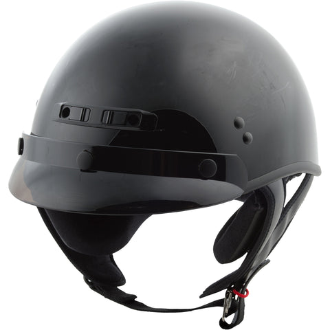 GMAX GM35 Solid Full Dressed Adult Cruiser Helmets (NEW - LAST CALL)