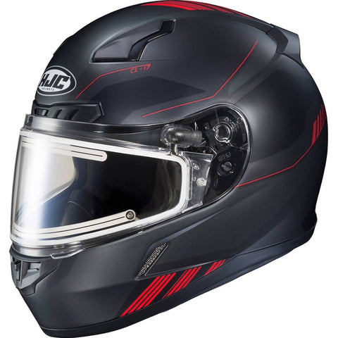 HJC CL-17 Combat Electric Shield Adult Snow Helmets