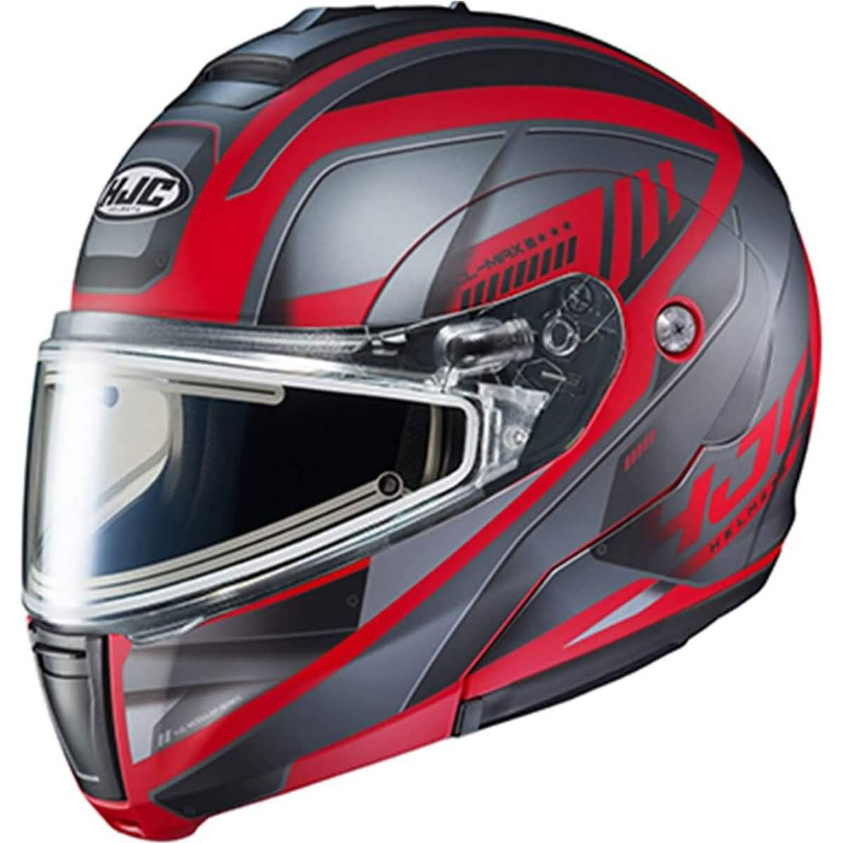 HJC CL-Max 3 Gallant Electric Shield Adult Snow Helmets-1246