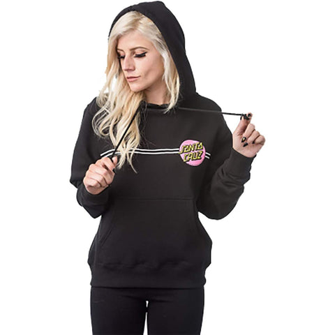Santa Cruz Other Dot Midweight Women's Hoody Pullover Sweatshirts (BRAND NEW)