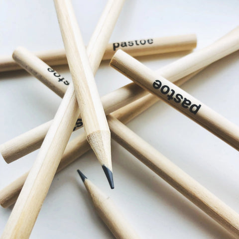 Pastoe Wooden Pencils (4263115358305)