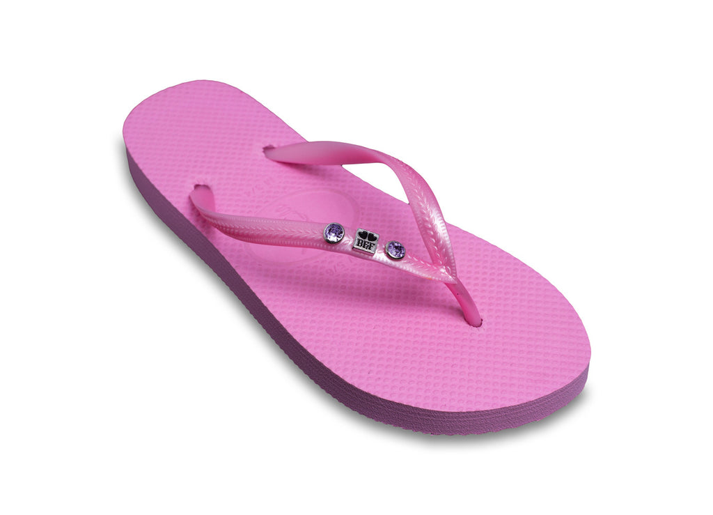 BFF Pink Ladies Flip Flops are a Perfect Gift for a Bestie!