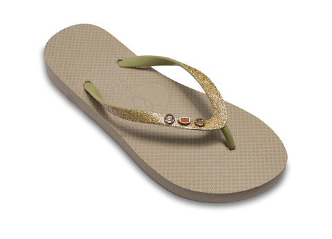 Football Flip Flops for Ladies