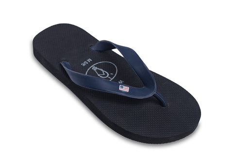 Patriotic Flip Flops for Men - Profits for Veterans