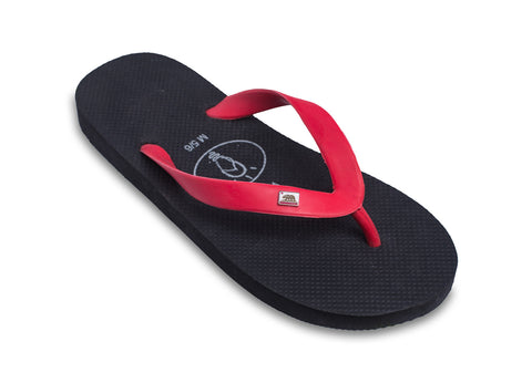 California Flag Flip Flops for Men