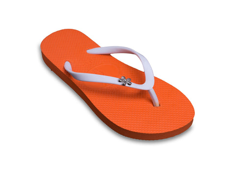 Spring and Sunshine Flip Flops for Ladies