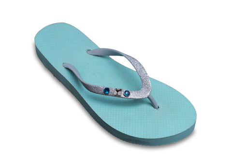 Cocktail Anyone? Flip Flops for Ladies