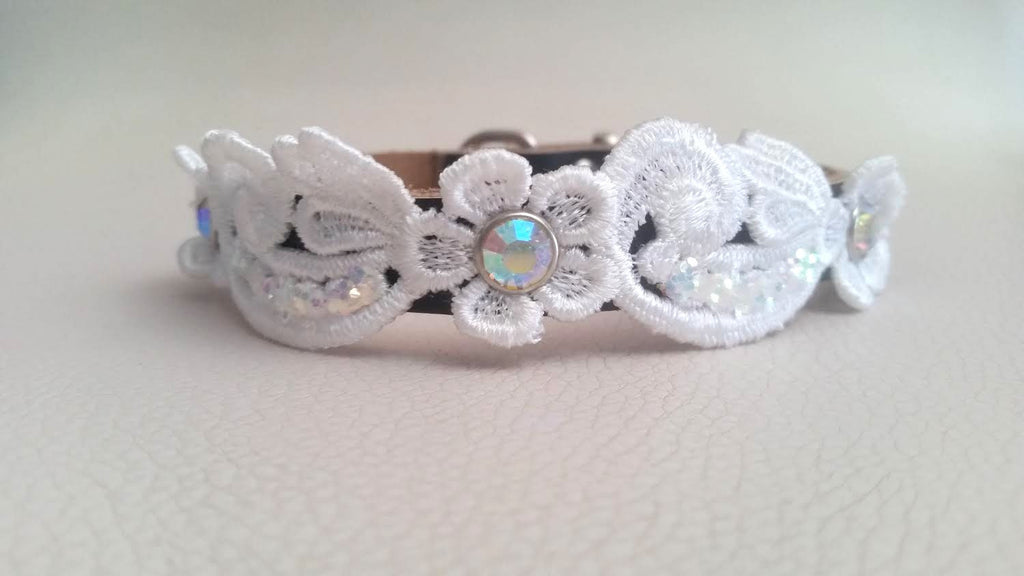 Dog Collar for the Bride or Groom's Pup