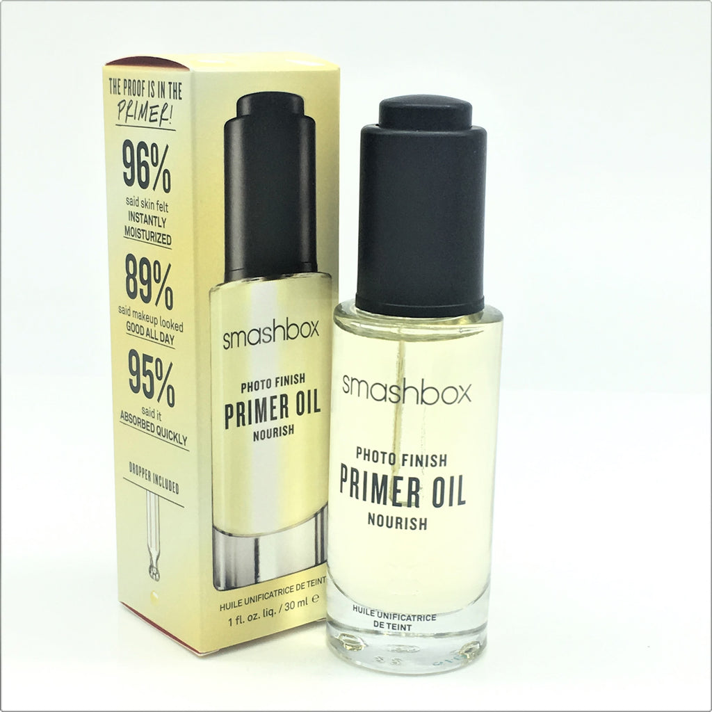 Smashbox Photo Finish Primer Oil 30mL - Psyduckonline
