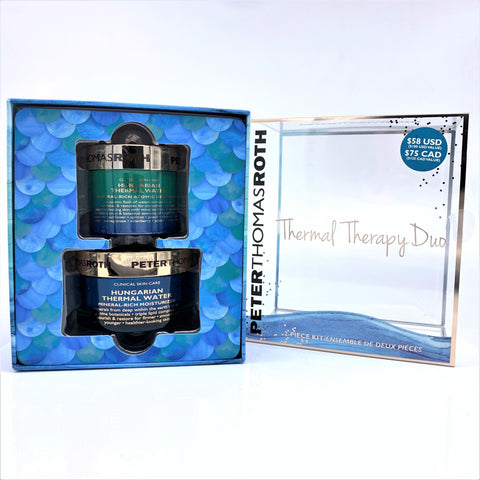 Peter Thomas Roth Thermal Therapy Duo$58 ($100 value) - Psyduckonline