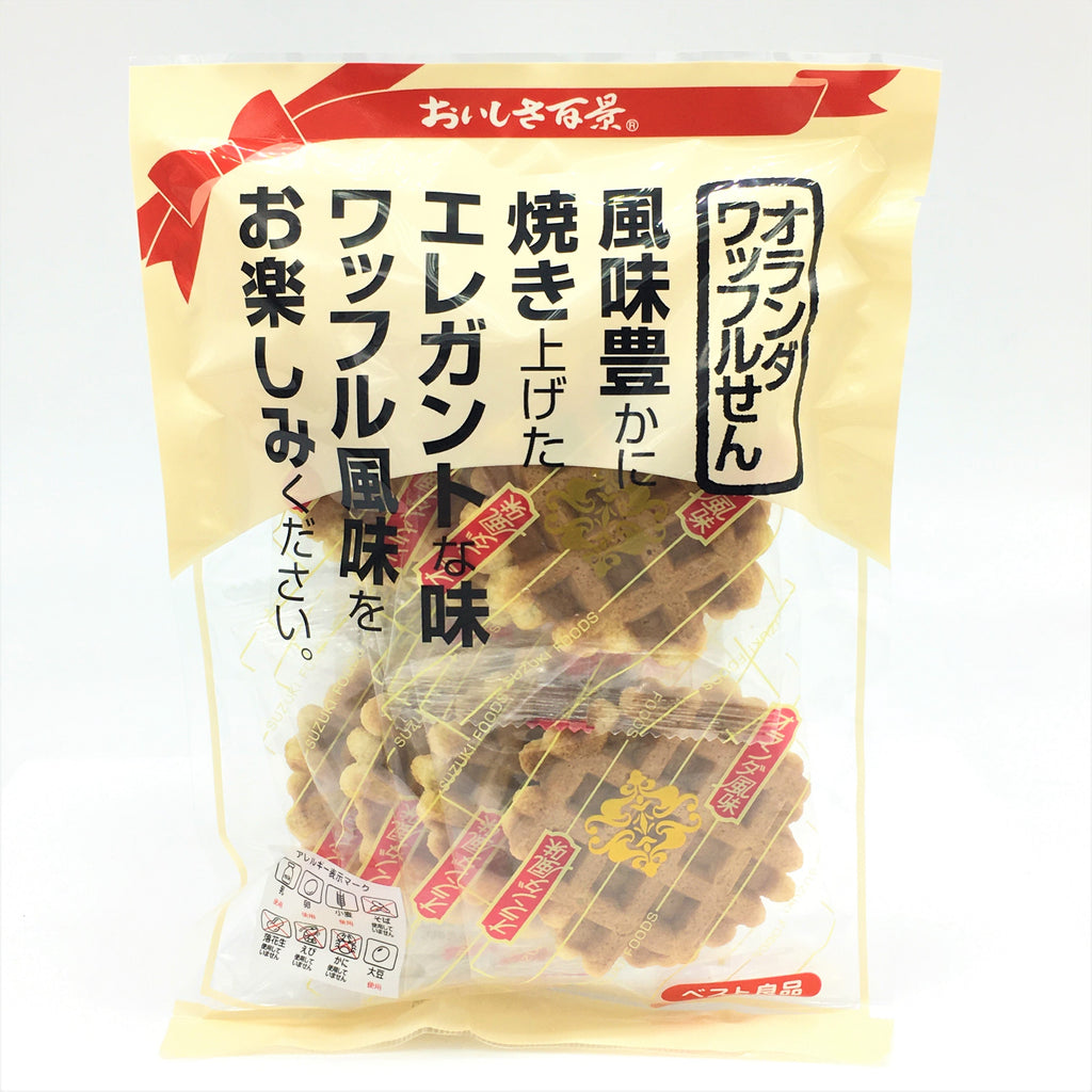 Japanese Cookie- Hyakei Holland Waffle 78g
