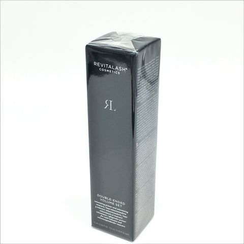 RevitaLash Double-Ended Volume Set-Eyelash Primer & Mascara 11ml / 5.5 ml