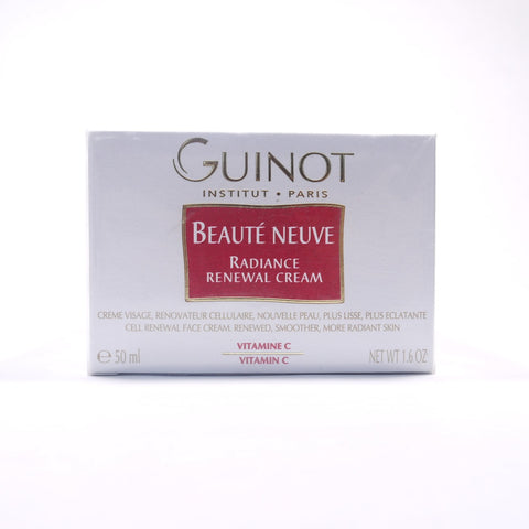Guinot Beaute Neuve Radiance Renewal Cream , 50 ml / 1.6 oz - Psyduckonline
