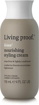 Living Proof No Frizz Nourishing Styling Cream, 118 ml / 4 fl oz - Psyduckonline