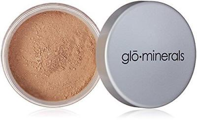 Glo Minerals Loose Base Foundation, Beige Dark, 0.37 oz / 10.5 g