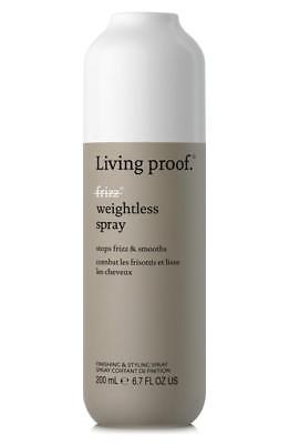 Living Proof No Frizz Weightless Spray, 200 ml / 6.7 fl oz - Psyduckonline