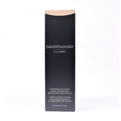 bareMinerals BarePro Liquid Foundation SPF20 , Sandalwood 15 , 30 ml / 1 fl oz - Psyduckonline