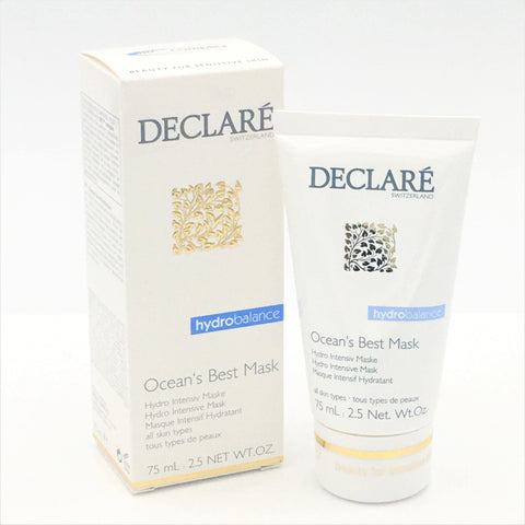 Declare Hydrobalance Ocean's Best Mask 75ml/ 2.5oz